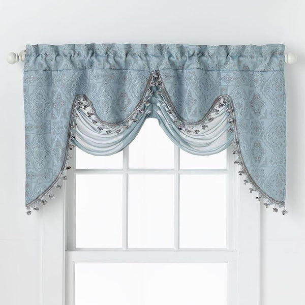 Portofino Panel and Valance Collection (Available in 4 different colors)