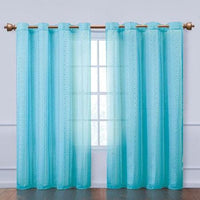 Victoria Classics Abbey Sequence Grommet Single Panel (Available in 5 colors)
