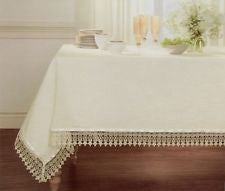 Sierra Macramé Tablecloth