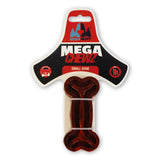 Mega Mutt Mega Chewz Bone Small Durable Chew Dog Toy Packaging