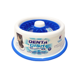 DentaDish - Teeth Cleaning, Slow Feeding Dog Bowl