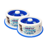 DentaDish Large Dog Twin Pack