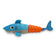 Hush Plush Shhh Shark Small