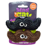 Mad Cat Meowstache Twin Pack