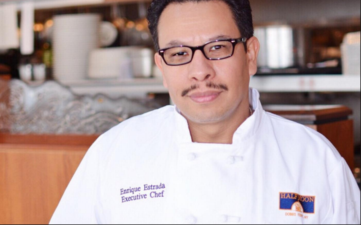 Enrique Estrada - Executive Chef at Half Moon Hudson NY
