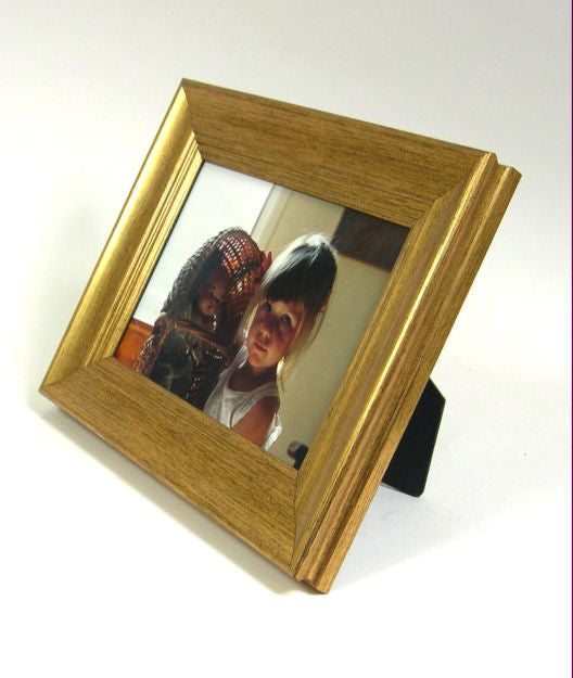PH1200 Antiqued Gold or Silver Photo Frame