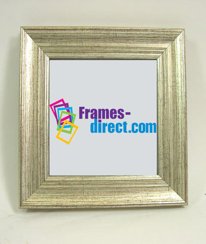 SQ1200 5x5 Square Silver Polymer Frame