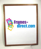 PO8901 24x32 Walnut Wood Poster Frame