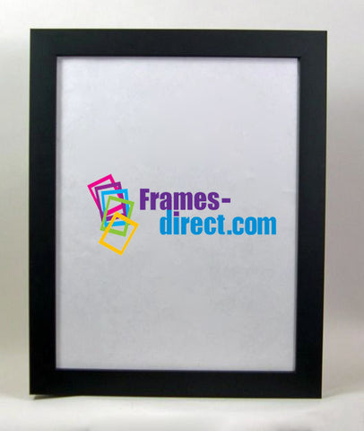 SM3870 Black Wood Frame