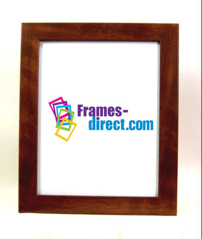 SM2603 8.5x11 Pecan Manufactured Wood Frame