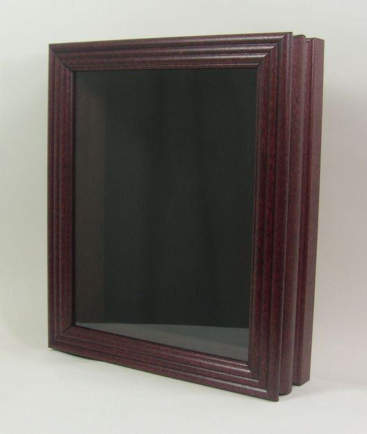 "SB1449 9x12 Wood Shadow Box, 2"" Deep"