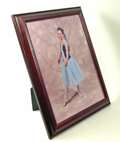 PH1000 Wood Photo Frame in Many Colors, Sizes