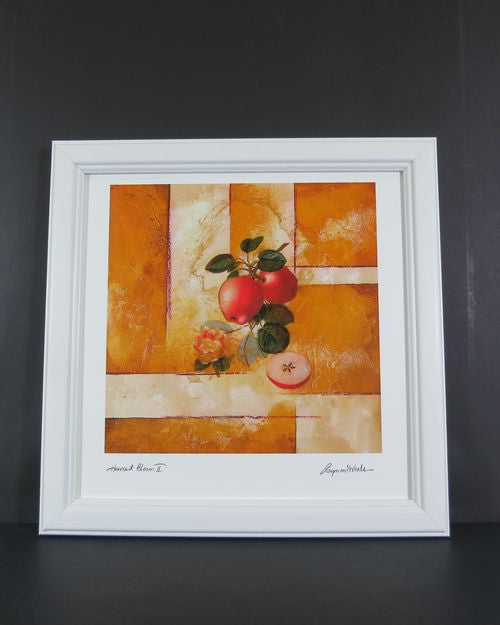 SQ1045 10x10 Square White Wood Frame
