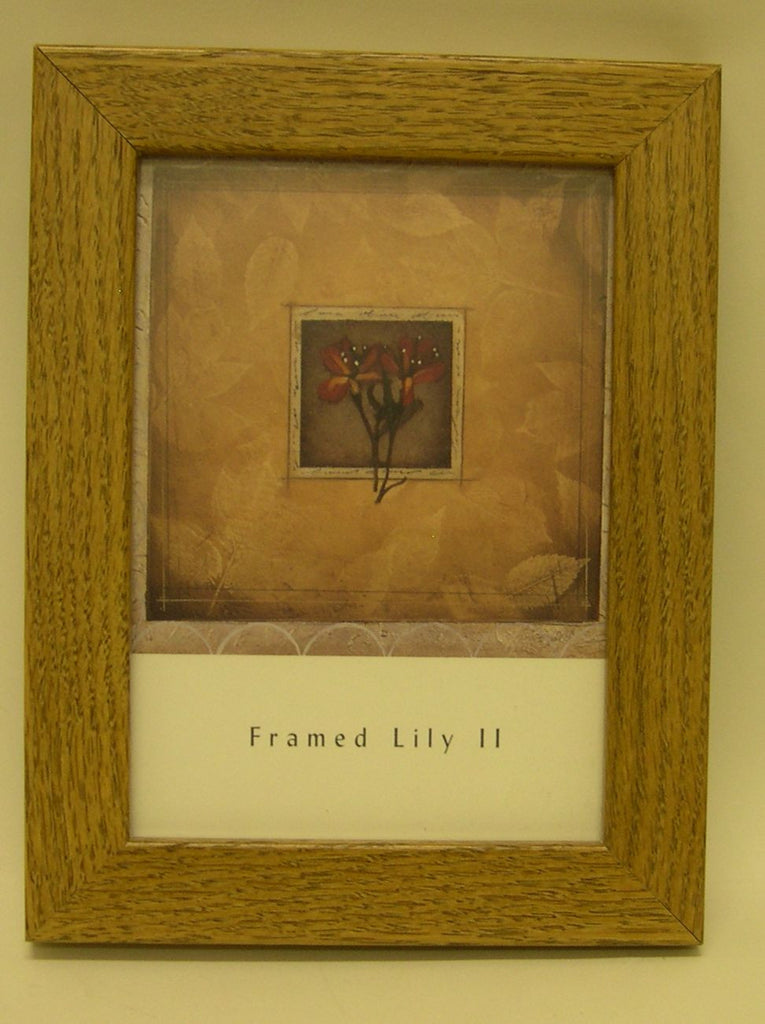 PH7009-P1 5x7 Oak Wrapped Wood Photo Frame