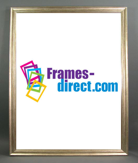 PO1200 Gold or Silver Polymer Poster Frame – Frames-Direct.com