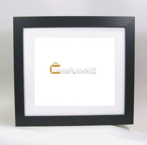 AW6700 11x14 Matte Black Wood Frame, Holds 8.5x11 Certificate or Diploma