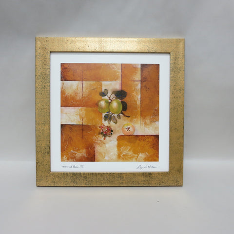 SQ9902 Antique Gold Square Frame
