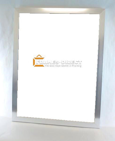 PO5150 Silver 18x24 Poster Frame