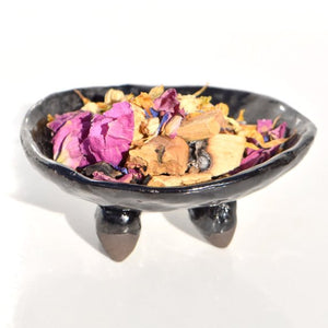 Mini Black Smudge Bowl