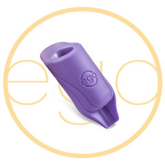 EGO Silicone BioGrips (Slim) in Purple - Up to 19MM Tubes