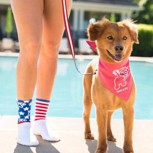 Load image into Gallery viewer, Star Spangled Socks
