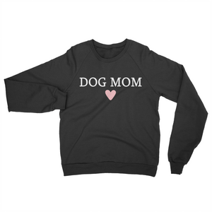 Load image into Gallery viewer, Dog Mom Crewneck - CHARCOAL