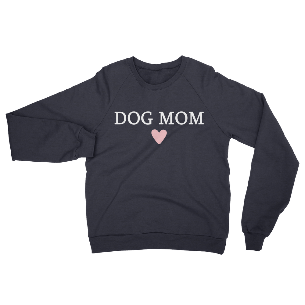 Load image into Gallery viewer, Dog Mom Crewneck - NAVY