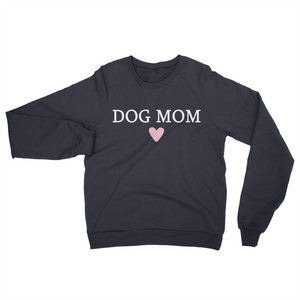 Dog Mom Crewneck - NAVY