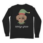 Elf Long Sleeve Pocket Tee