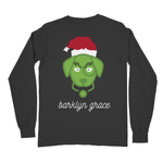 Grinch Long Sleeve Pocket Tee