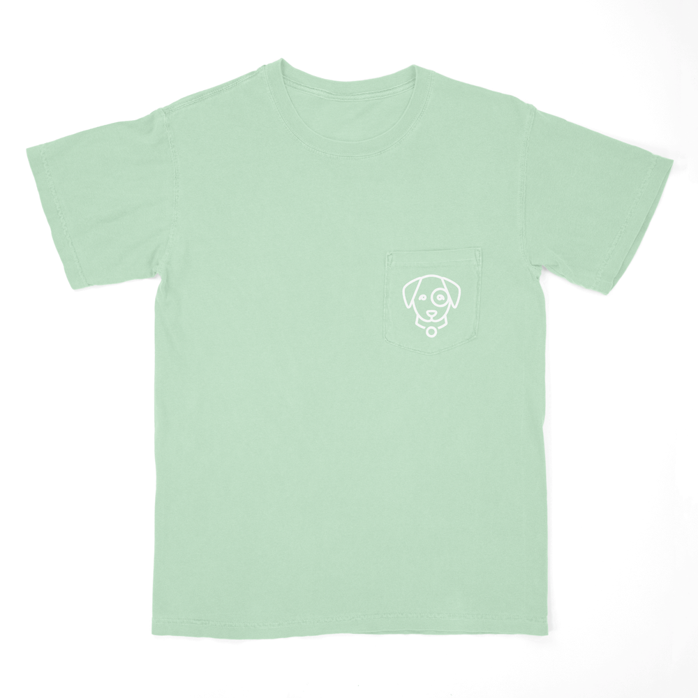 "The ""Gracie"" Short Sleeve Pocket Tee"