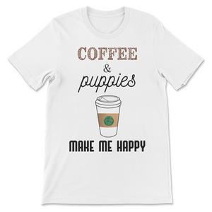 Coffee and Puppies