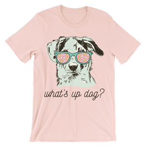 What's Up Dog? - PINK