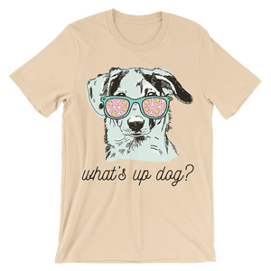 What's Up Dog? - TAN