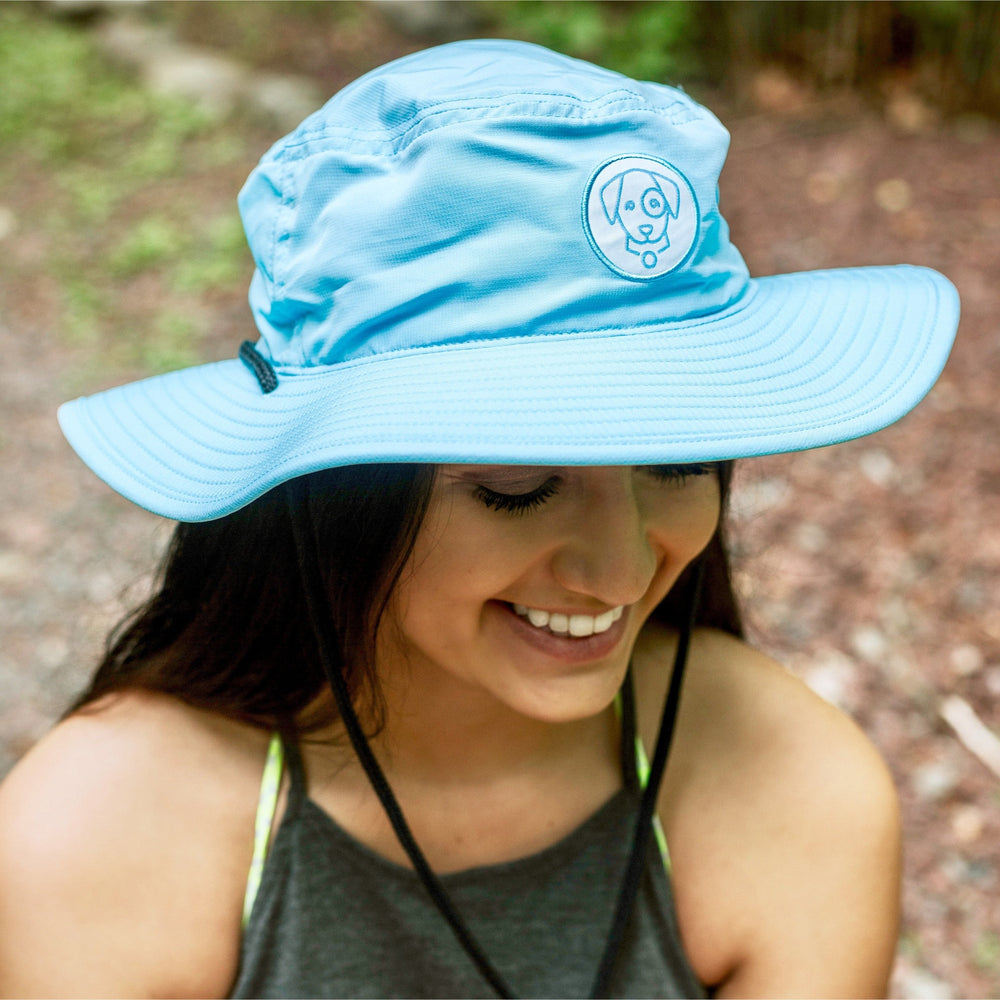 Carolina Blue Boonie Bucket Hat