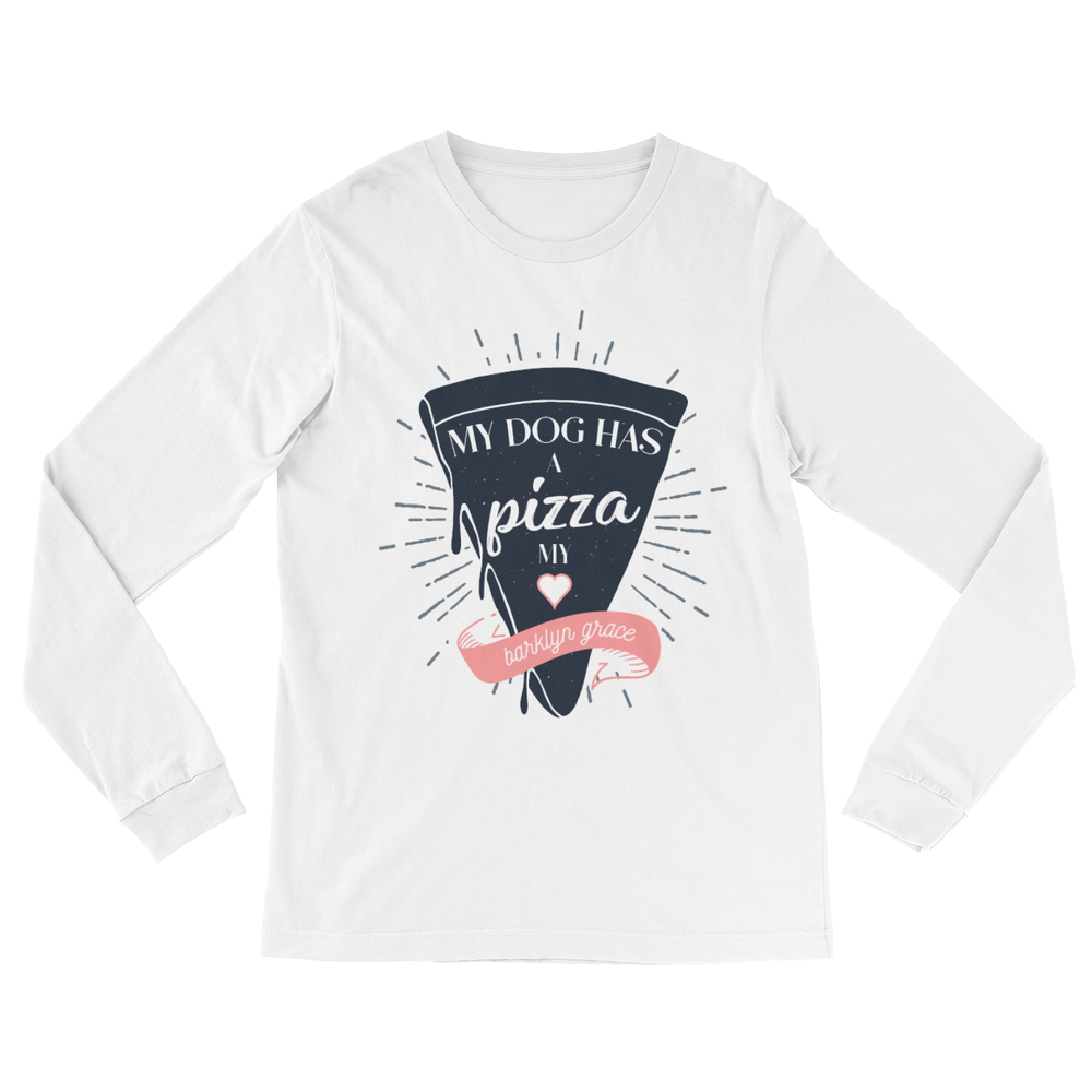Pizza My Heart - WHITE