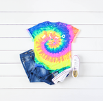 Sit Play Sleep Repeat Tie-Dye