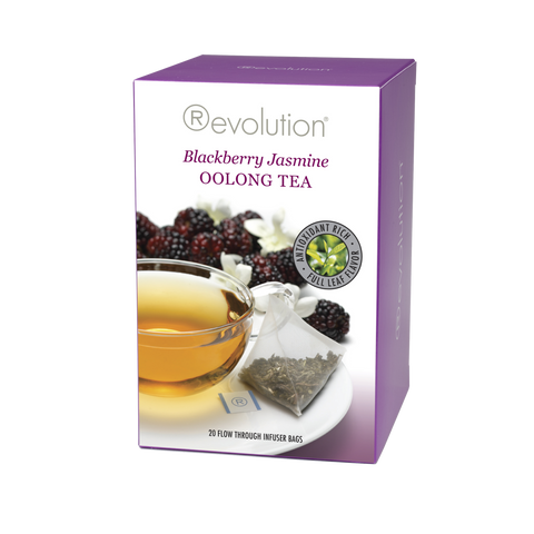 Photo of Revolution Blackberry Jasmine Oolong Tea
