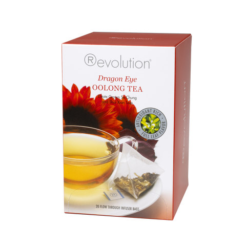 Photo of Revolution Dragon Eye Oolong Tea