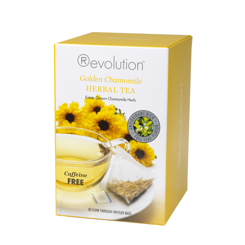 Photo of Revolution Golden Chamomile Herbal Tea