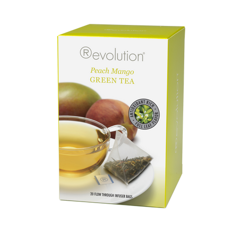 Revolution Peach Mango Green Tea
