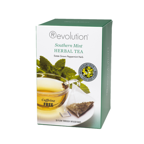 Photo of Revolution Southern Mint Herbal Tea