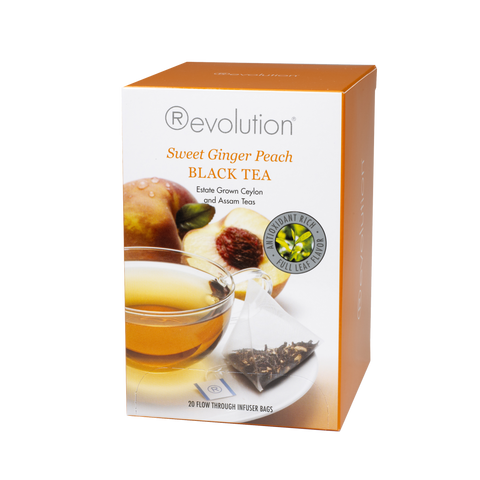 Photo of Revolution Sweet Ginger Peach Black Tea