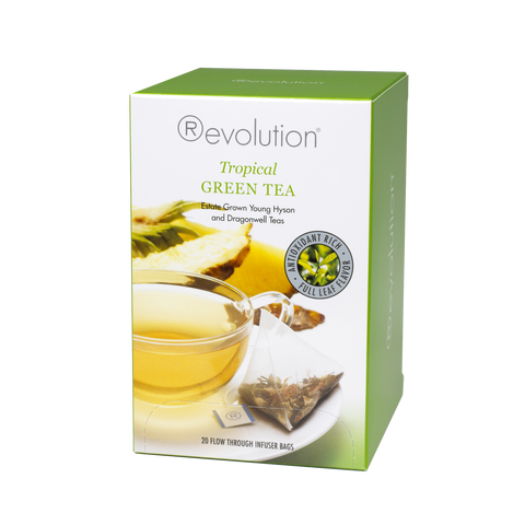 Photo of Revolution Tropical Green Tea