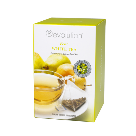 Photo of Revolution Pear White Tea