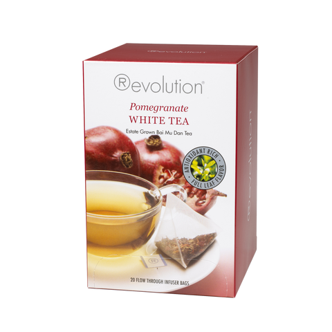 Revolution Pomegrante White Tea