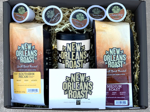 New Orleans Roast Gift Box