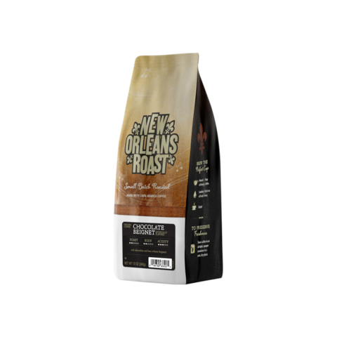 Photo of Chocolate Beignet Coffee Bag