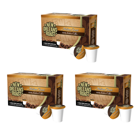 Photo of Medium Roast Single Serve Cups (3-Pack / 12 Count)