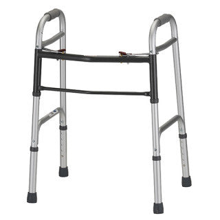 Nova 4090Y Folding Walker 2 Button Small